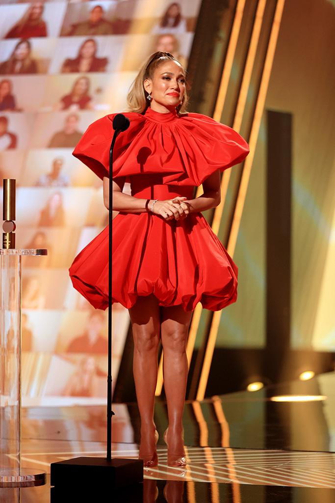 Jennifer Lopez, 2020 People's Choice Awards