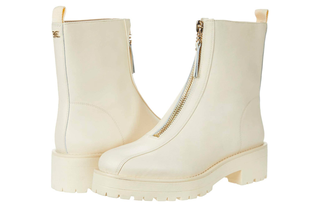 sam edelman, boots, zip