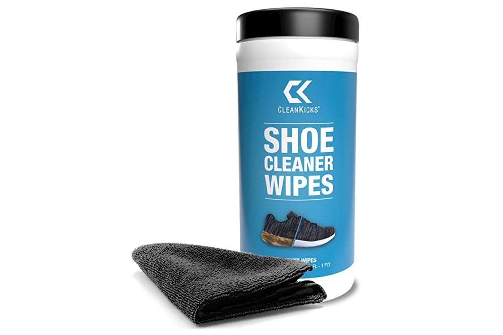 sneaker cleaner, best sneaker cleaner, cleaners for sneakers, Shoe Cleaner, CleanKicks Shoe Cleaner Wipes