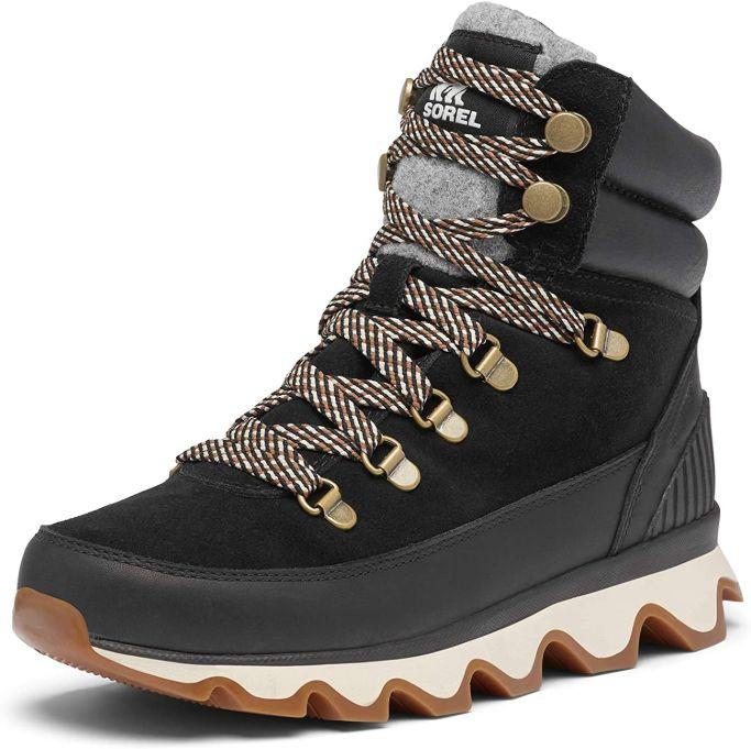 sorel sneaker boot