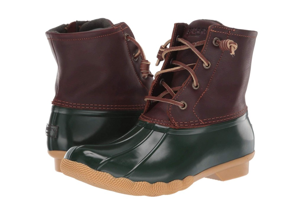 Sperry's Duck Boots Are 50% Off at