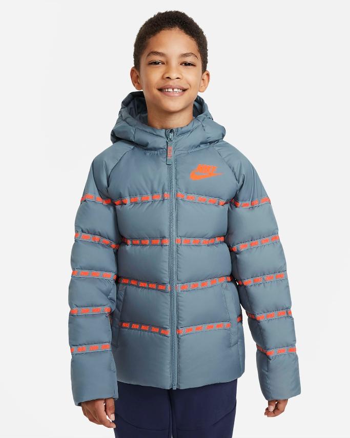 nike sportswear kids down jacket