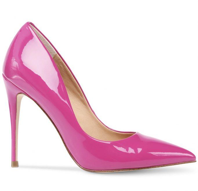 Steve Madden Pink Pumps