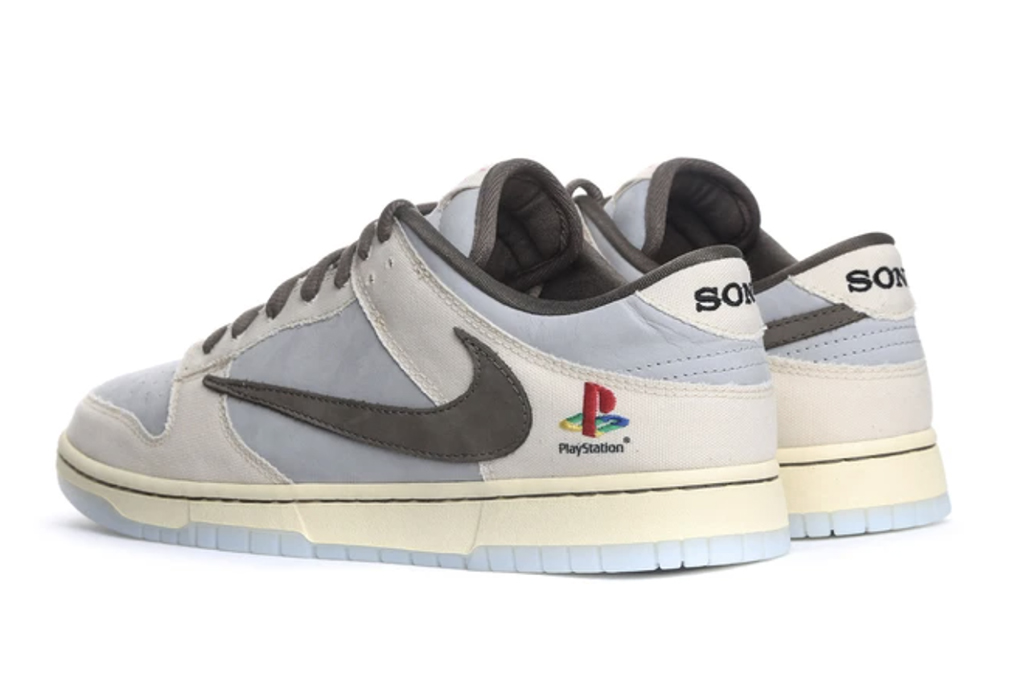 Travis Scott Nike Dunk Low Cactus Jack PlayStation
