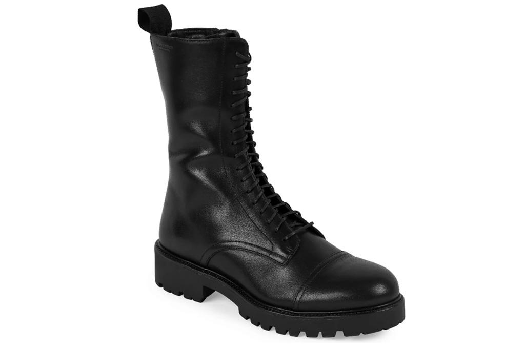 black boots, boots, combat boots, vagabond