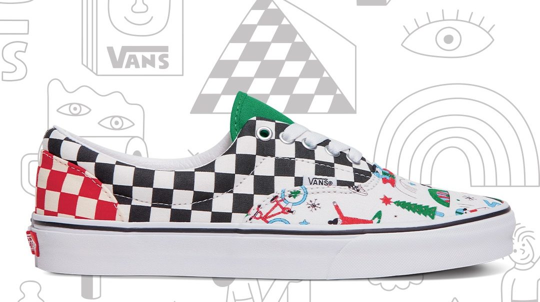 Vans Launches Holiday 2020 Collection With Digital Coloring Book ...