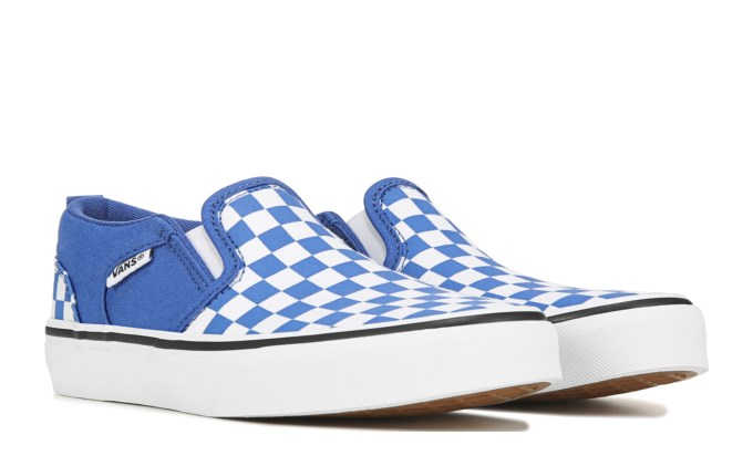 vans asher slip-on, kids