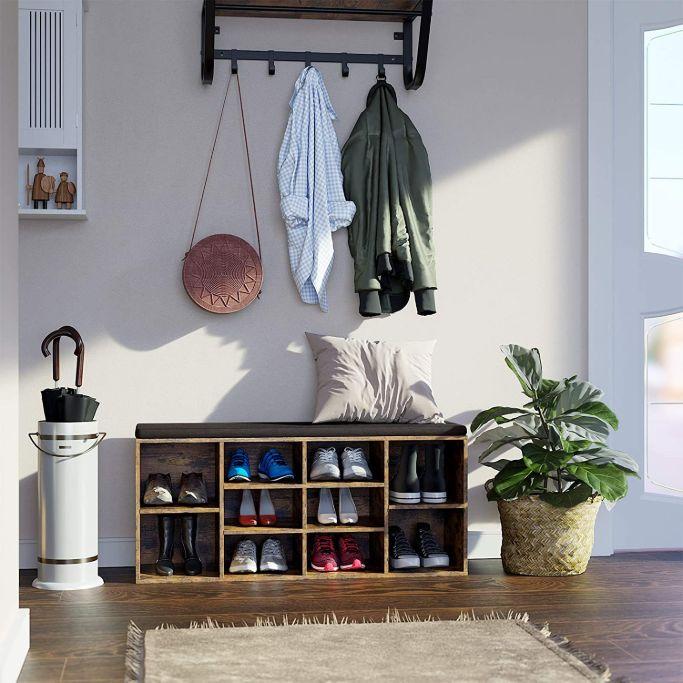 Vasagle Cubby Shelf
