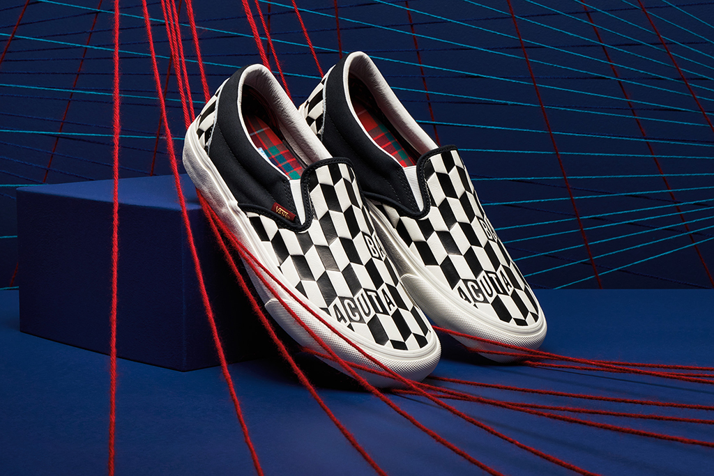 Vault by Vans x Baracuta Slip-On VLT LX