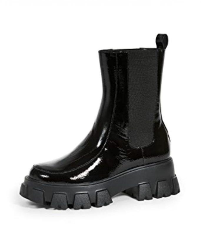 Villa Rouge Boots