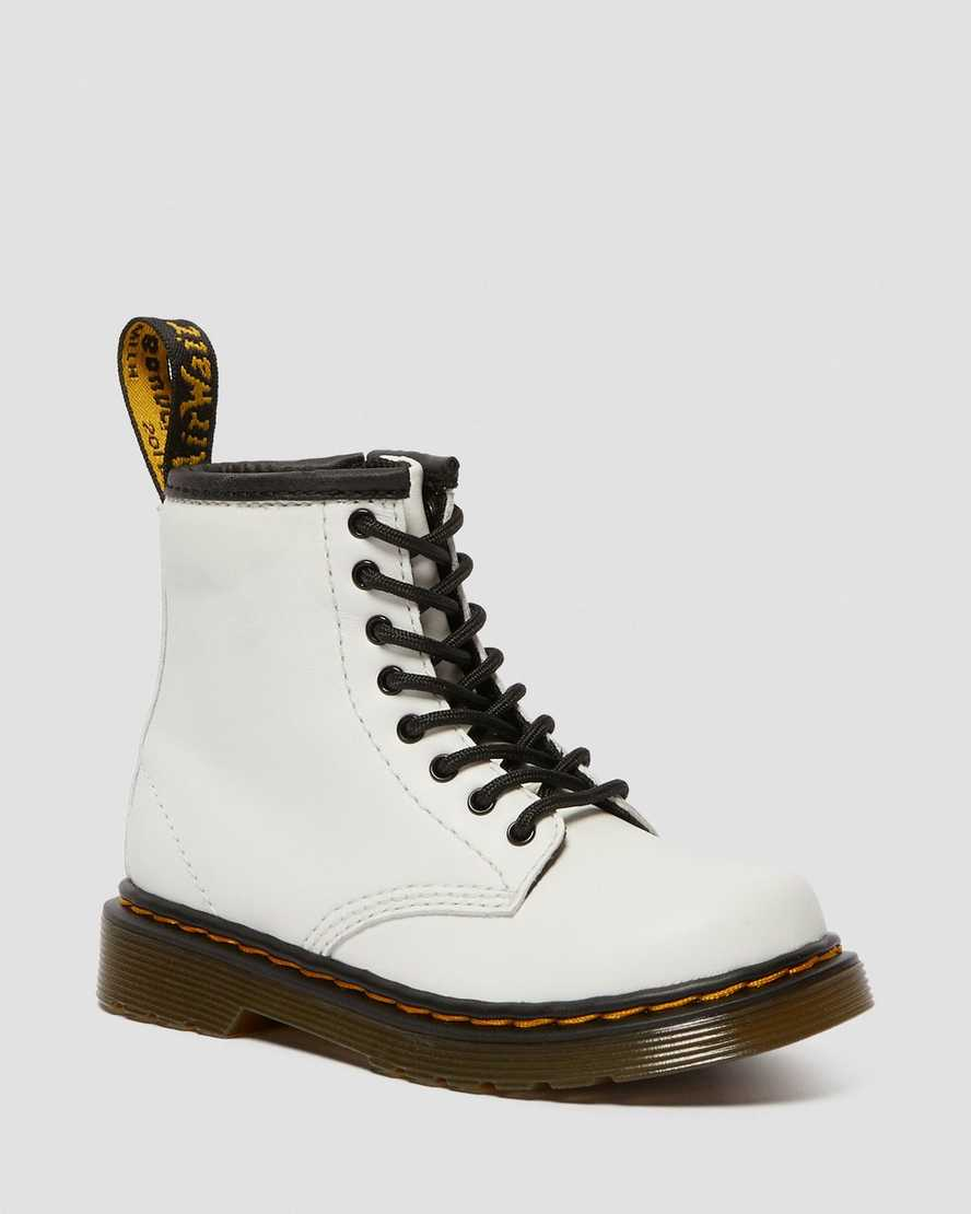 Toddler Dr. Martens Lace Up Boots