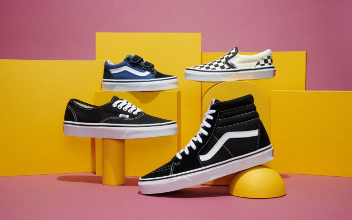 Zappos Adaptive Single and Different Size Shoes, Vans