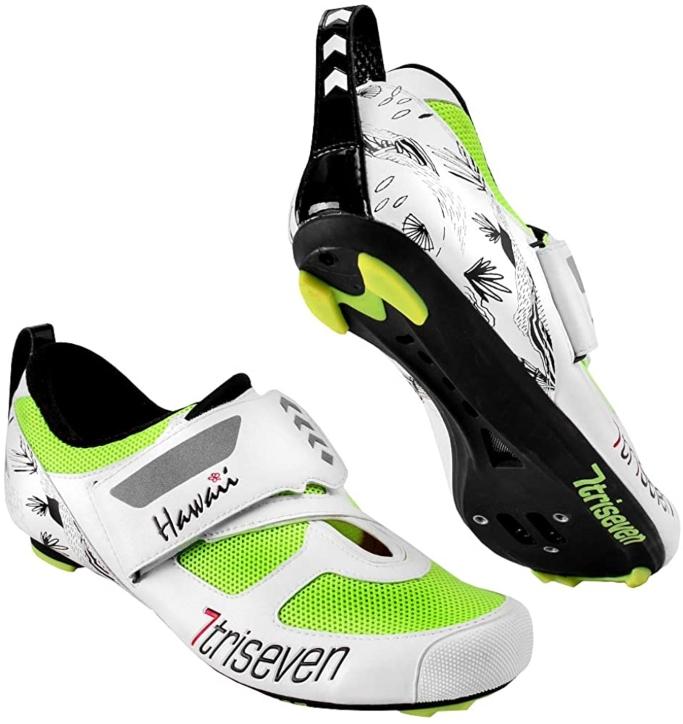 TriSeven Premium Triathlon Cycling Shoes, cycling shoes