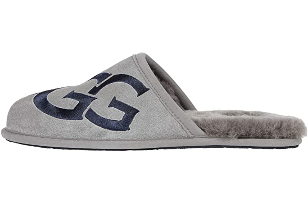ugg slipper, bryce hall slipper, ugg mens slipper