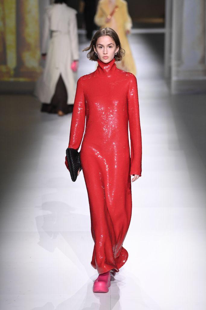 bottega veneta, fall 2019, milan fashion week, 2020 boot trends, combat boots