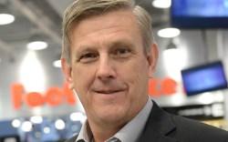 Foot Locker CEO Dick Johnson
