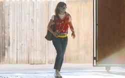 Jennifer Garner is seen in Los
