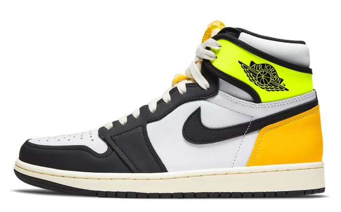 Air Jordan 1 Retro High OG 'Volt Gold'