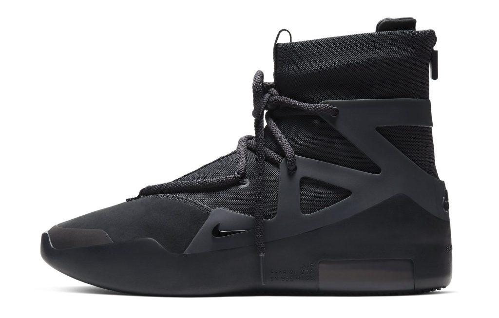 Nike Air Fear of God 1 'Triple Black'