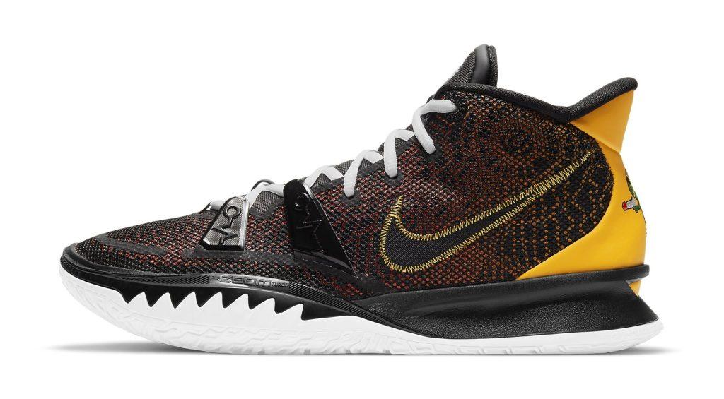 Nike Kyrie 7 'Rayguns'