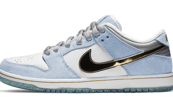 Sean Cliver x Nike SB Dunk Low 'Holiday Special'