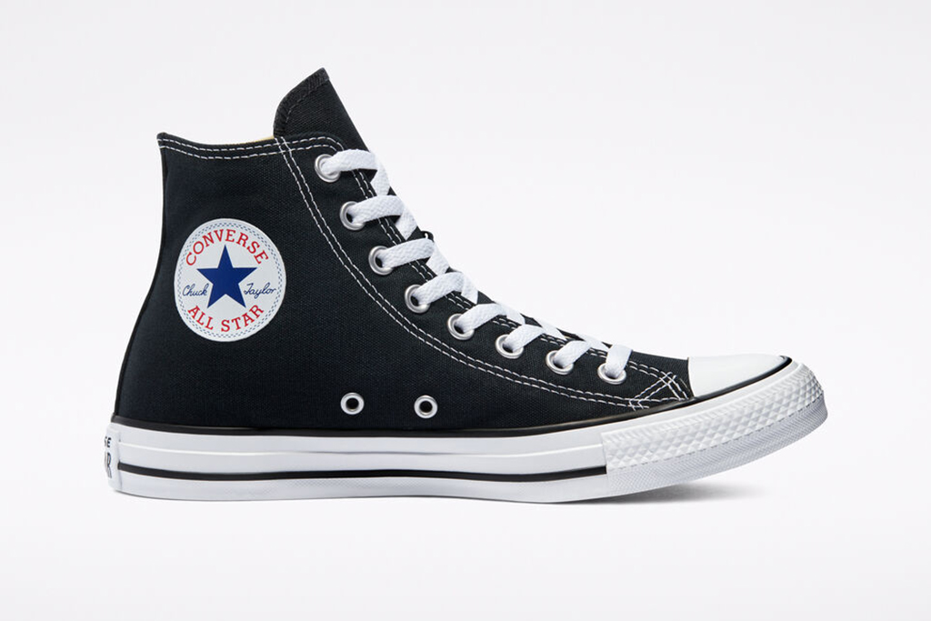 converse sneakers, high top sneakers, black converse sneakers