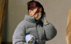 Kylie Jenner holiday shops at Balenciaga