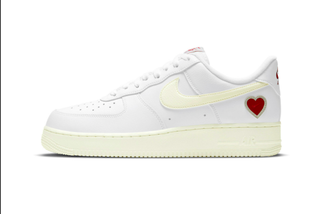 Nike Air Force 1 Low 'Valentine's Day': Release Info – Footwear News