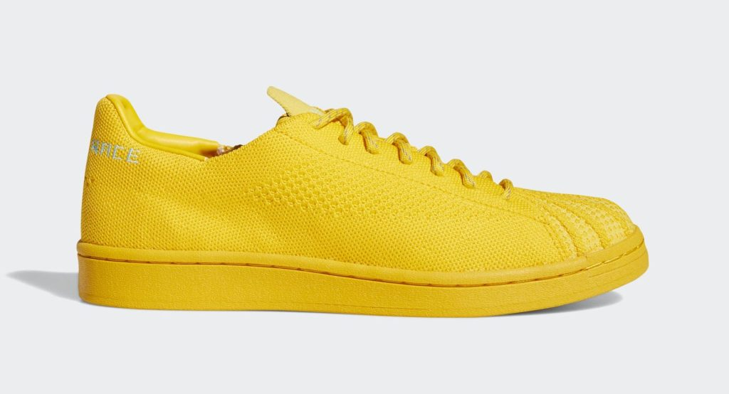 Pharrell x Adidas Superstar Gold