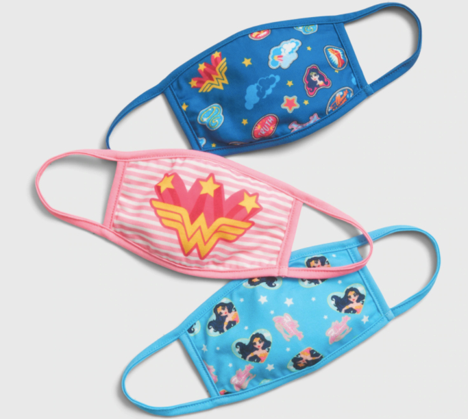 Gap Wonder Woman Kids' Variety Pack