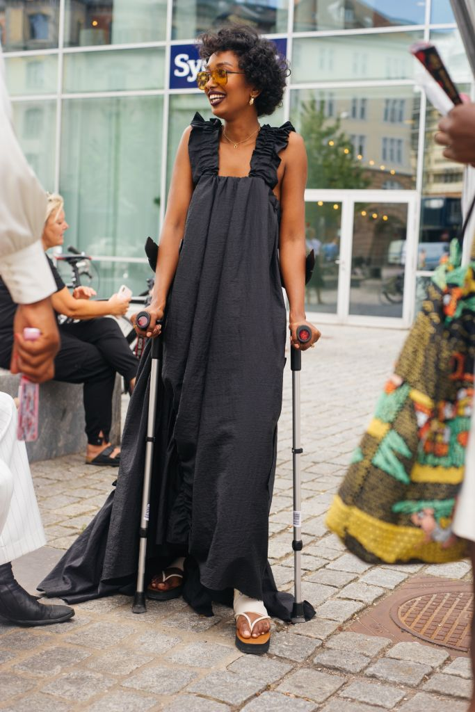 fashion week, copenhagen fashion week, fashion trends, nap dress, 2020 fashion trends, nightgown, dresses