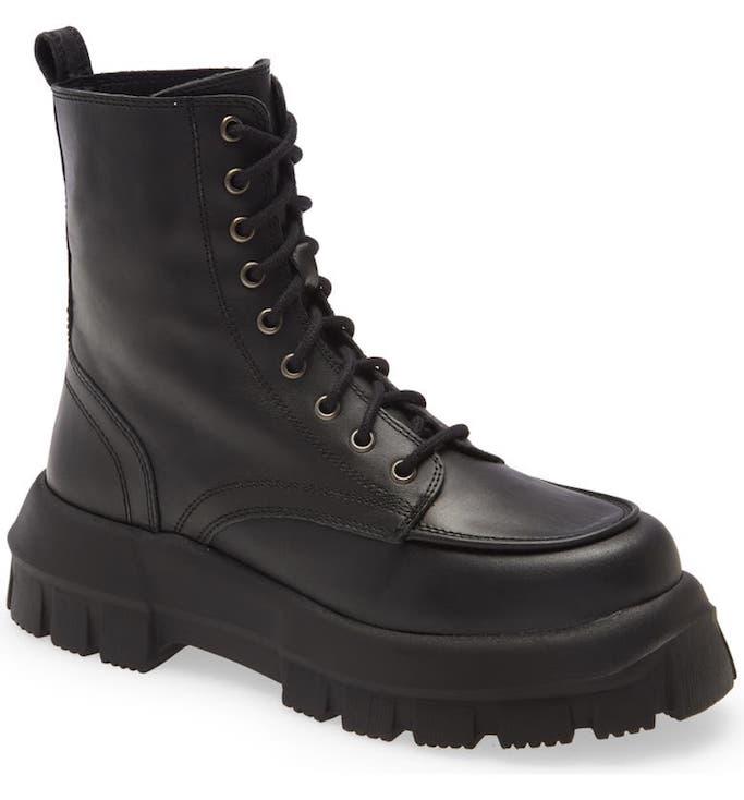 Topshop-Ava-Combat-Boot