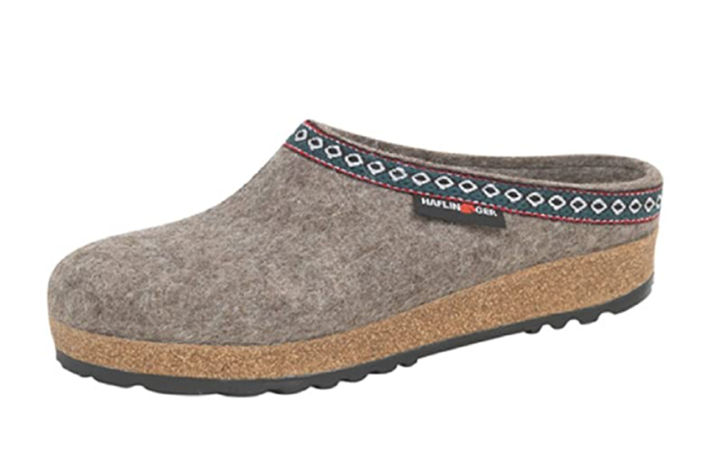brooke shields clogs, Haflinger unisex-adult GZ Classic Grizzly Clog, clog slippers