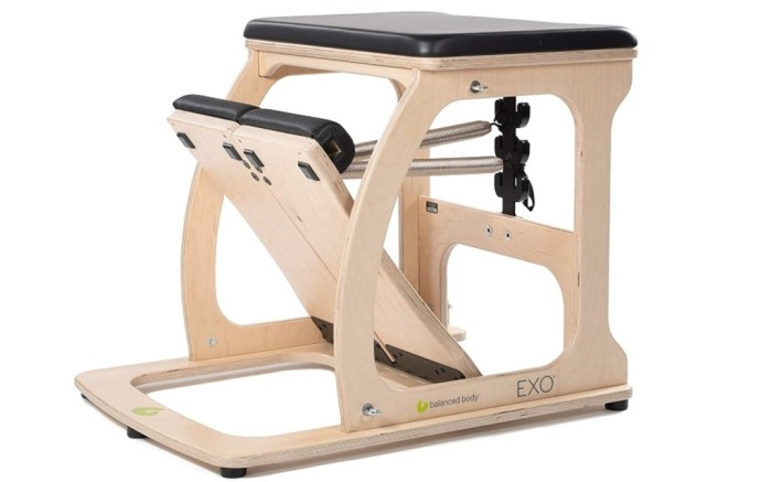 balanced body pilates chair