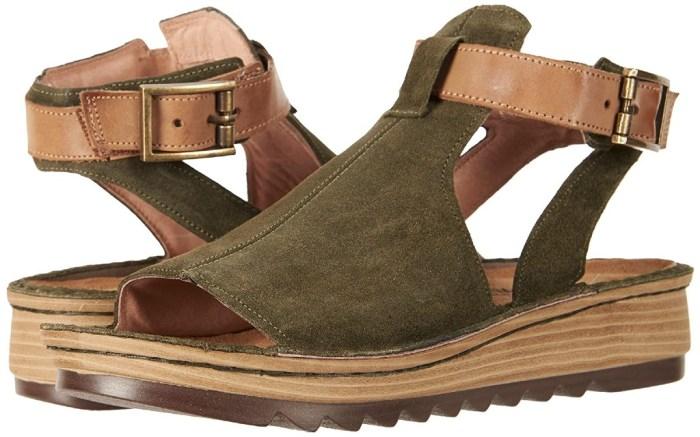 bunion sandals