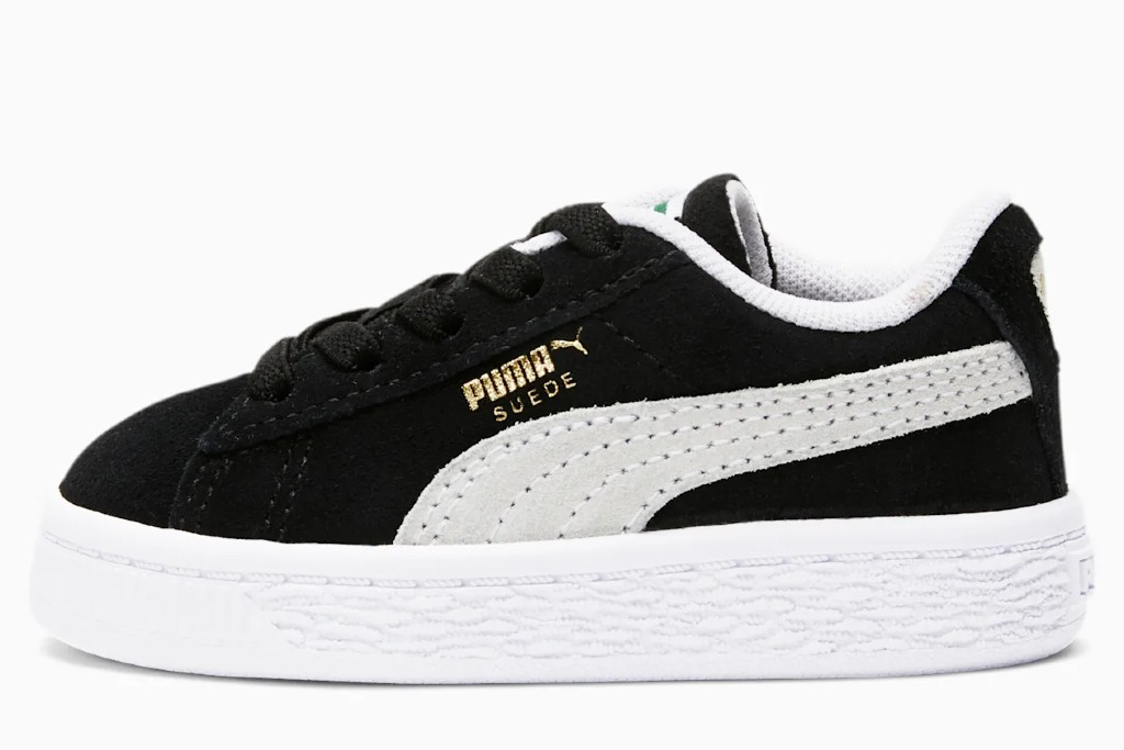 puma suede classic sneaker toddler, Sneakers for Active Toddlers, durable sneakers