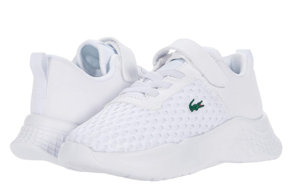 Lacoste Court-Drive toddler, Sneakers for Active Toddlers, durable sneakers