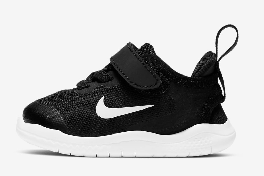 Nike Free RN 2018 toddler shoe, Sneakers for Active Toddlers, durable sneakers