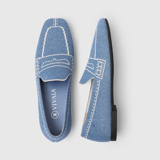 best machine washable shoes for women, Vivaia Washable Loafer