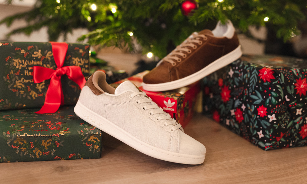 Cantidad de Formular Interprete  Adidas Stan Smith 'Christmas Monster': Release Info & Images – Footwear News
