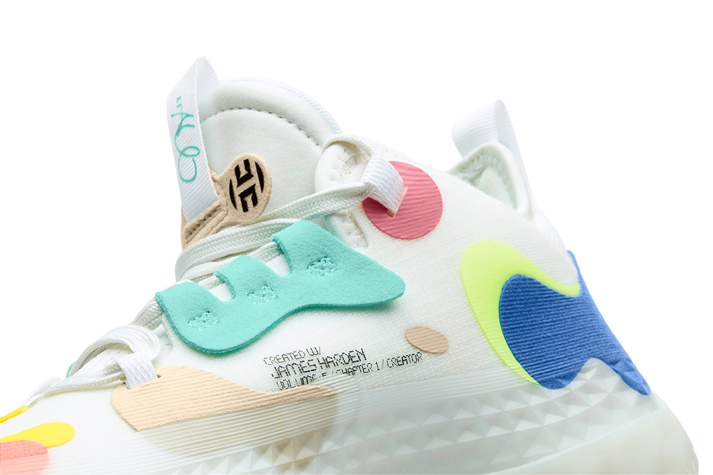 James Harden Adidas Harden Vol. 5