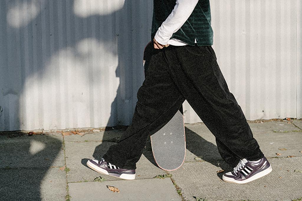 Adidas Skateboarding Forum 84 ADV by Heitor da Silva