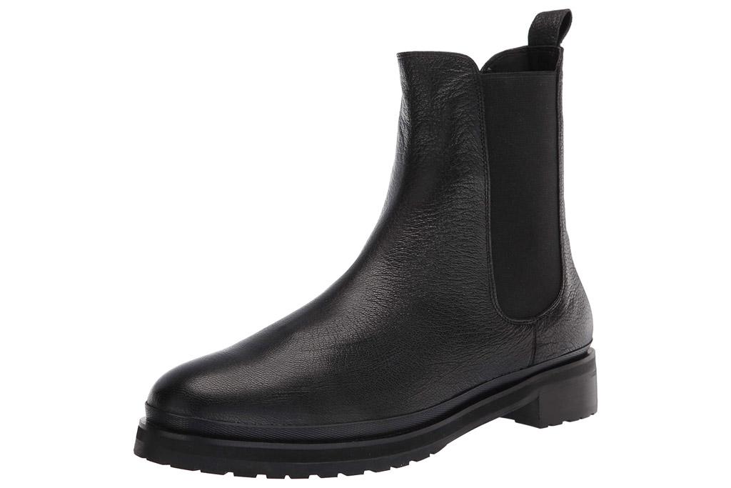 boots, black boots, lug sole, aerosoles