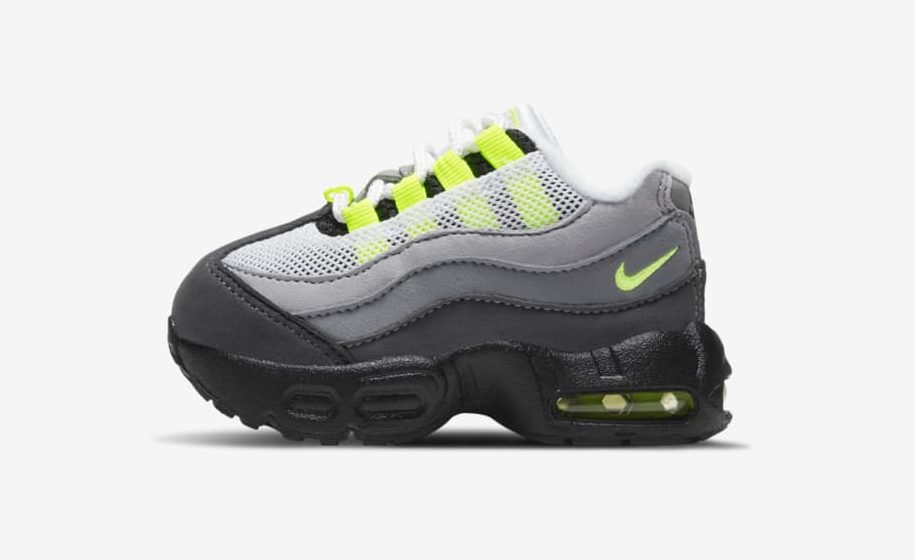 Nike Air Max 95 'Neon' Toddler