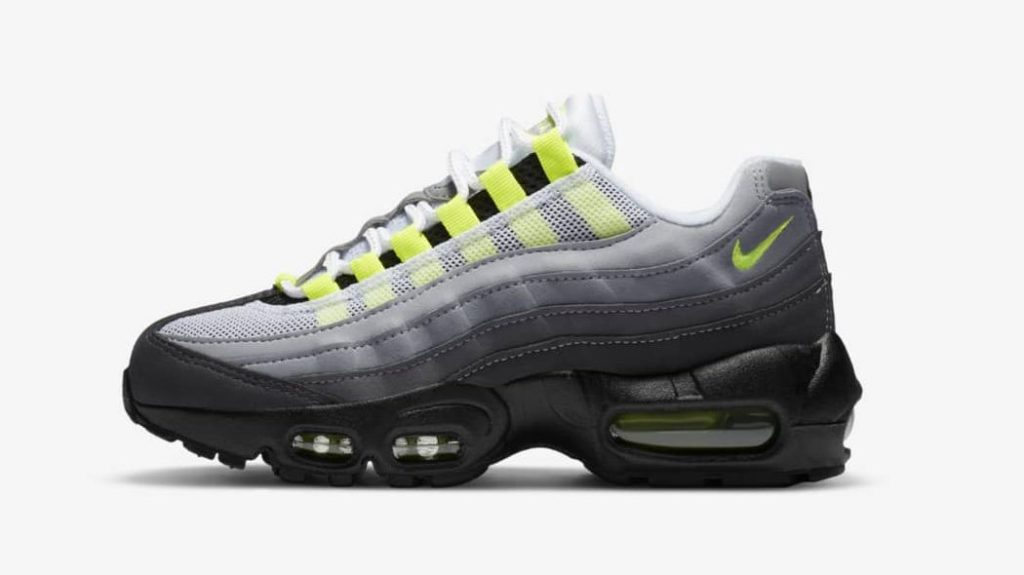 Nike Air Max 95 'Neon' Big Kids'