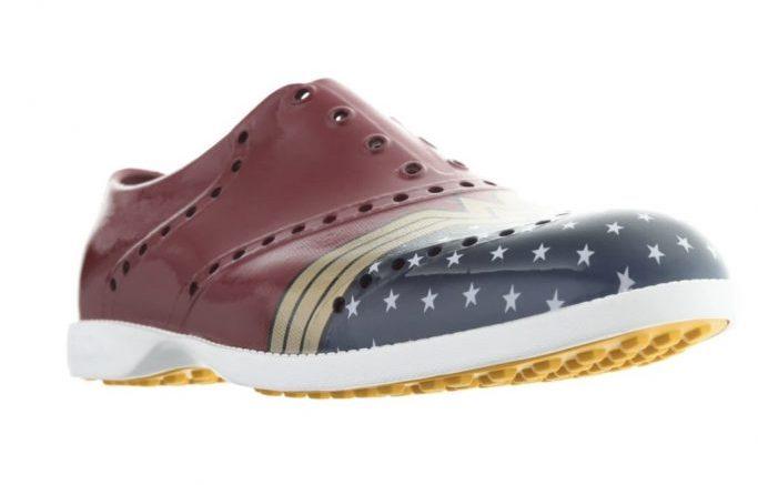 Biion Footwear x Warner Bros. Wonder Woman Shoe