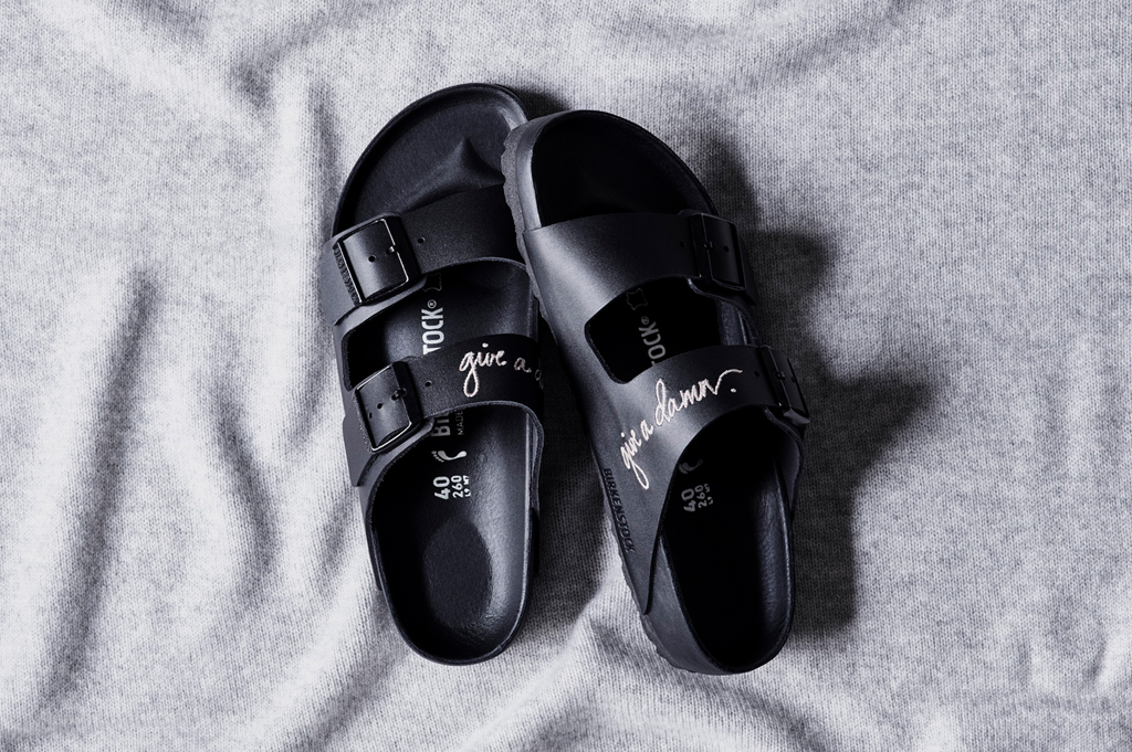 Birkenstock Lingua Franca Arizona Sandals
