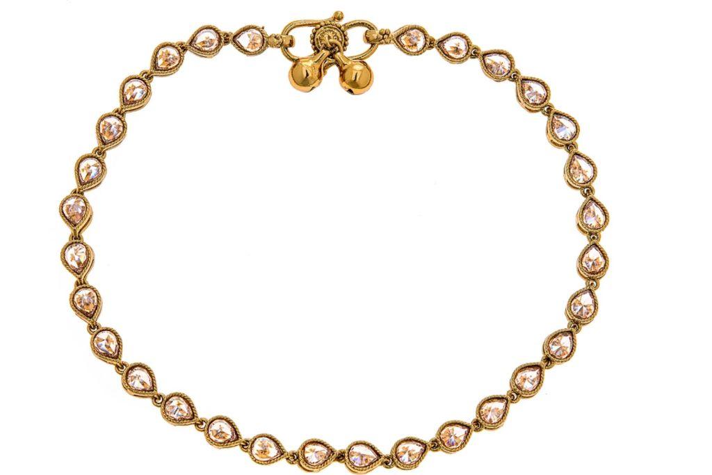 anklet, anklet trend, anklet bracelet, 2020 fashion trends, blossom box jewelry