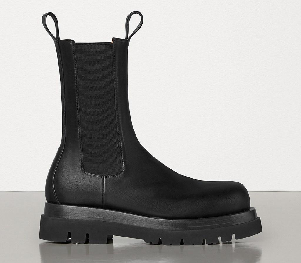 Bottega Veneta Lug boots, chunky, black