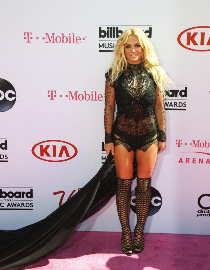 britney spears birthday, LAS VEGAS, NV - MAY 22: Celebrity Arrival at the 2016 Billboard Music Awards at T-Mobile Arena on May 22, 2016 in Las Vegas, Nevada.Pictured: Britney Spears,Britney SpearsDemi LovatoAriana GrandeMeghan TrainorJessica AlbaKeshaKe$haKate BeckinsaleZendayaRihannaCiaraRussell WilsonMila KunisHeidi KlumKelly RowlandRef: SPL1288403 220516 NON-EXCLUSIVEPicture by: SplashNews.comSplash News and PicturesUSA: +1 310-525-5808London: +44 (0)20 8126 1009Berlin: +49 175 3764 166photodesk@splashnews.comWorld Rights